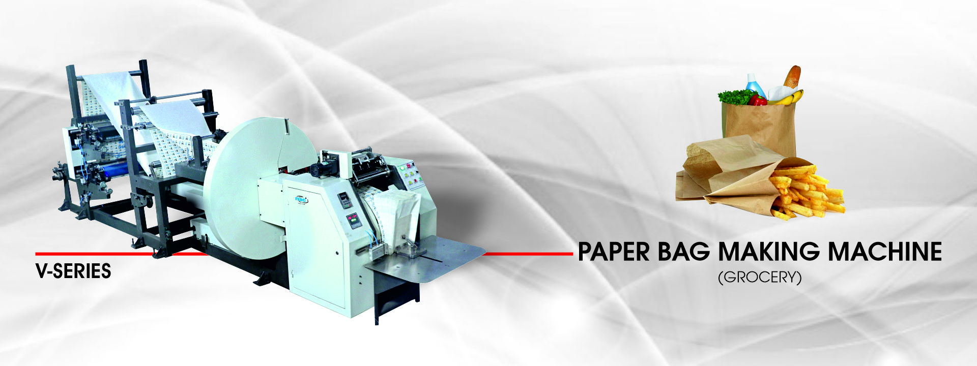 Slitter Rewinders and Paper Bag Making Machines Manufacturer & Exporter