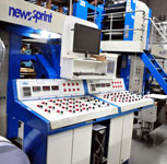 'Newspapper and Textbook Printing Machines - nbg graphic